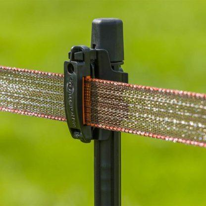 60 L drum Kroon olie Armado Synth LSP Ultra 5W-30 — 747033 — Gallagher Deze Tape clip heeft u nodig als u afrasteringslint tot 40mm wilt monteren aan een Line Post. Het bevestigen van het lint is zeer eenvoudig, met 1 klik zit het lint vast tussen de 2 rubberen delen waarmee u eenvoudig en snel de afrastering opbouwt. 747033 —