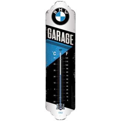 60 L drum Kroon olie Armado Synth LSP Ultra 5W-30 — NA80312 — Thermometer 'BMW - Garage' —
