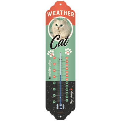 60 L drum Kroon olie Armado Synth LSP Ultra 5W-30 — NA80319 — Thermometer 'Weather Cat' —