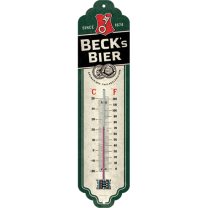 60 L drum Kroon olie Armado Synth LSP Ultra 5W-30 — NA80331 — Thermometer 'Becks - Logo Green' —