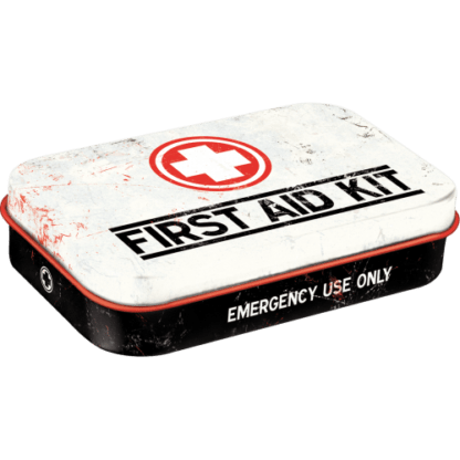 — NA82103 — Mintbox XL 'First Aid Kit' — Nostalgic Art