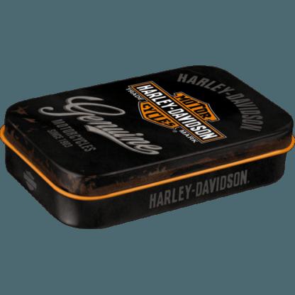 60 L drum Kroon olie Armado Synth LSP Ultra 5W-30 — NA82111 — Mintbox XL 'Harley-Davidson - Genuine Logo' —