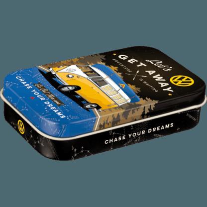 60 L drum Kroon olie Armado Synth LSP Ultra 5W-30 — NA82117 — Mint Box XL 'VW Bulli - Let's Get Away Night' —