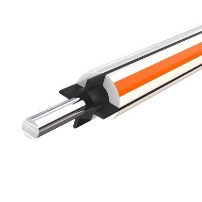 60 L drum Kroon olie Armado Synth LSP Ultra 5W-30 — 912042 — Gallagher TurboStar Equiwire is nu door de vernieuwde kerndraad 4 keer beter geleidend. De draad heeft 4 koolstoflijnen waardoor er 33% meer geleidend oppervlak is. Daarnaast is het zeer veilig en goed zichtbaar door de dikke, gladde kunststofkabel. Hierdoor is de kans op verwonding minimaal. TurboStar Equiwire is de onderhoudsvriendelijkste afrastering voor paarden. Wij adviseren installatie door een gespecialiseerde afrasteringsbouwer. 912042 —