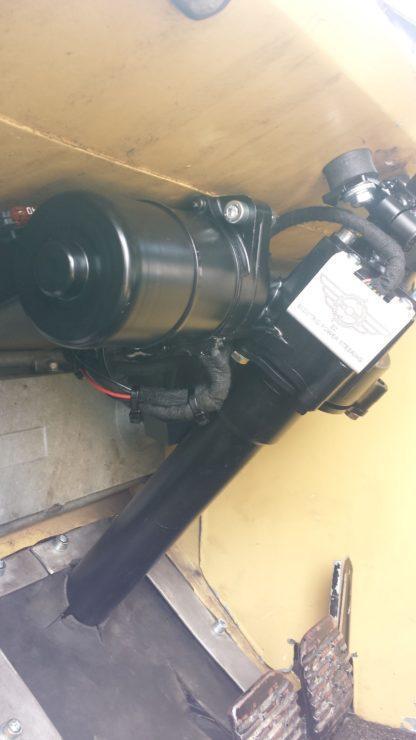 — EPS.mercedes.unimog — Elektrische stuurbekrachtiging voor een Mercedes Unimog —