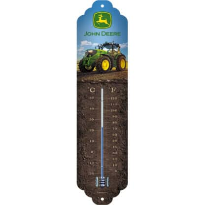 60 L drum Kroon olie Armado Synth LSP Ultra 5W-30 — NA80332 — Thermometer 'John Deere Photo Modell 8370 R' —