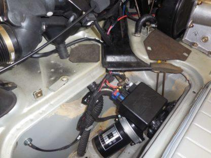 60 L drum Kroon olie Armado Synth LSP Ultra 5W-30 — Electric power steering voor een Porsche 911 zonder airco. —