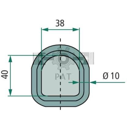 60 L drum Kroon olie Armado Synth LSP Ultra 5W-30 — 14270231 — voor sjoroog 14270387 — Granit